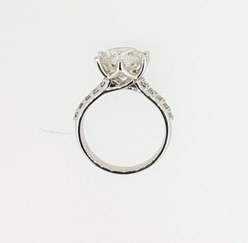 4.55-Ct-Round-Cut-FSi2-Diamond-Solitaire-Engagement-Ring-14K-White-Gold-3