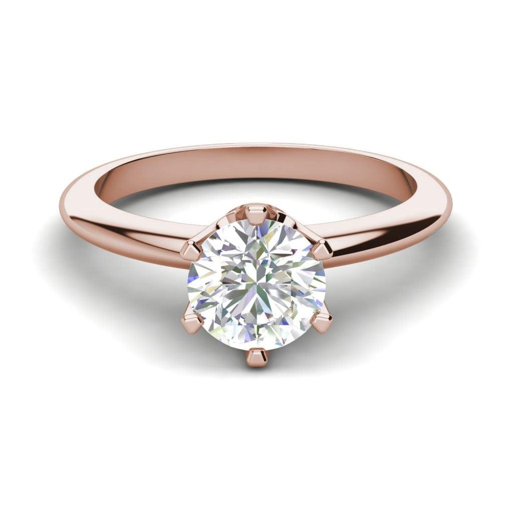 1 5 carat vs2 clarity d color round cut diamond engagement. Black Bedroom Furniture Sets. Home Design Ideas